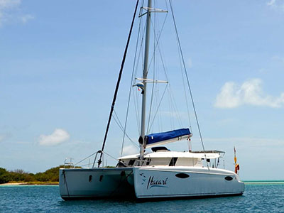 Used Sail Catamarans for Sale 2010 Orana 44