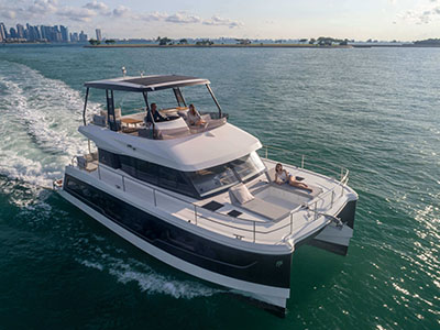 New Power Catamaran for Sale 2020 MY 40