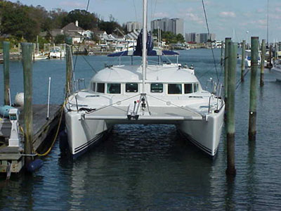 Catamarans MOON RIVER, Manufacturer: LAGOON, Model Year: 2006, Length: 38ft, Model: Lagoon 380 S2, Condition: Preowned, Listing Status: Catamaran for Sale, Price: USD 225000