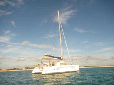 Used Sail Catamarans for Sale  Lagoon 420