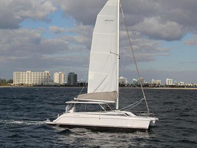 New Sail Catamaran for Sale  Freestyle 37