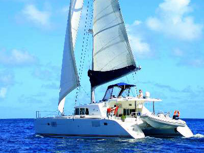 Catamarans MISS KITTY, Manufacturer: LAGOON, Model Year: 2006, Length: 44ft, Model: Lagoon 440, Condition: Preowned, Listing Status: Catamaran for Sale, Price: USD 389000