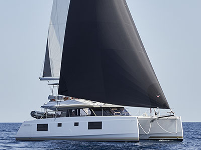 Sail Catamarans for Sale  Nautitech 46 Fly