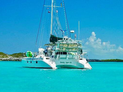 Used Sail Catamarans for Sale 2004 MK II