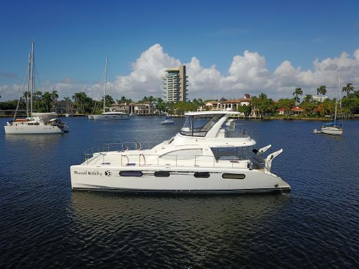 Lagoon, Leopard, Nautitech, Aquila, Prout and Privilege Catamarans in Fort Lauderdale