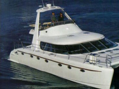 Catamarans TAO 1, Manufacturer: CHARTER CATS SA, Model Year: 2004, Length: ft, Model: Prowler 450, Condition: Preowned, Listing Status: NOT ACTIVE, Price: EURO 249000