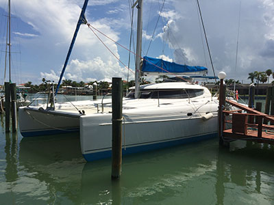 Preowned Sail Catamarans for Sale 2004 Bahia 46