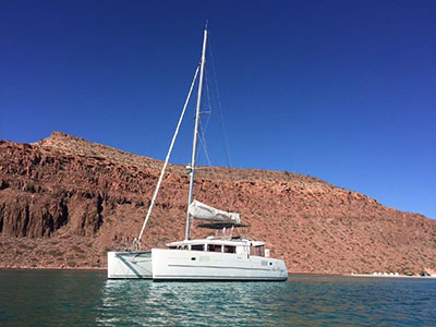 Used Sail Catamarans for Sale 2015 Lagoon 450