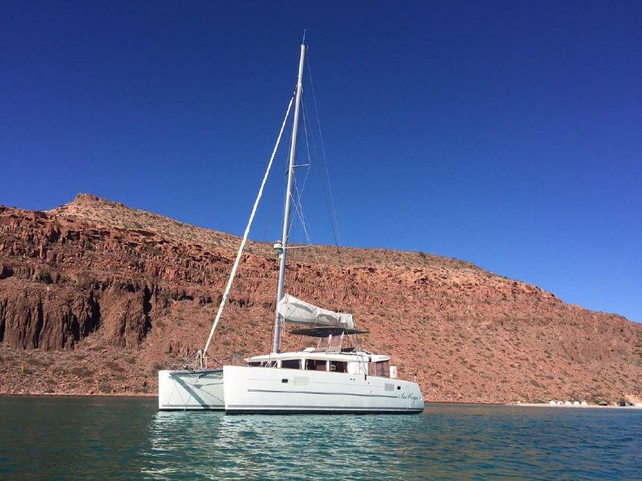 Catamaran for Sale Lagoon 450  in Marina Del Rey California (CA)  SEAWINGS  Preowned Sail