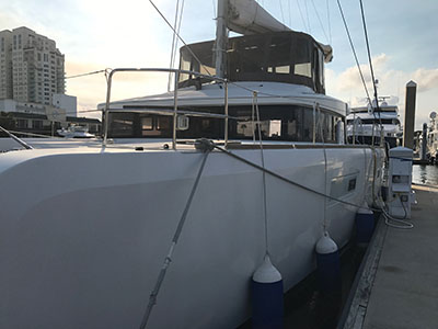 Catamarans CATAPLUME, Manufacturer: LAGOON, Model Year: 2014, Length: 52ft, Model: Lagoon 52, Condition: Preowned, Listing Status: Catamaran for Sale, Price: USD 989000