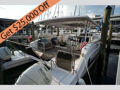 New Power Catamaran for Sale 2019 Freestyle 399 Power