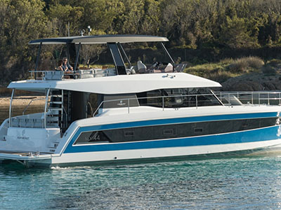 New Power Catamarans for Sale 2020 MY 44