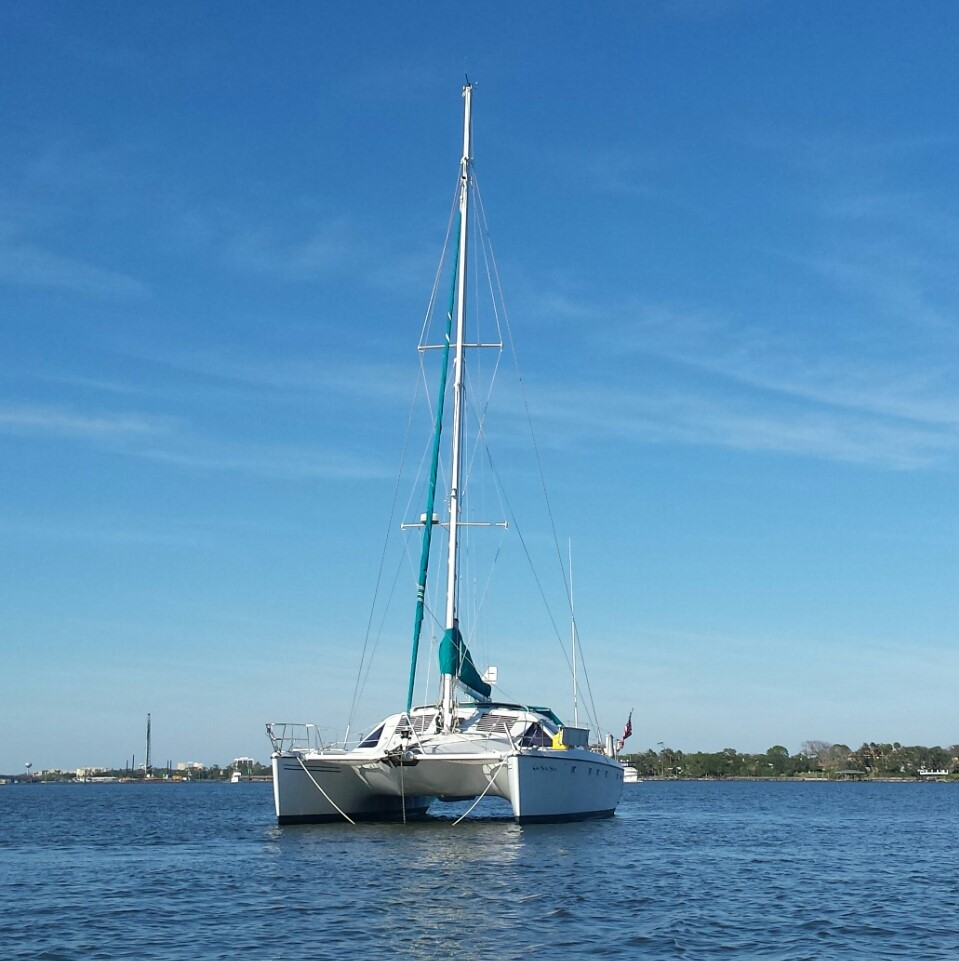 Catamarans QUE SERA SERA, Manufacturer: PRIVILEGE, Model Year: 1995, Length: 42ft, Model: Privilege 42, Condition: Preowned, Listing Status: Catamaran for Sale, Price: USD 174000