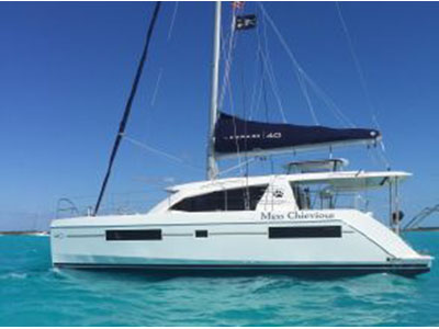 Catamarans MISS CHIEVIOUS, Manufacturer: ROBERTSON & CAINE, Model Year: 2016, Length: 39ft, Model: Leopard 40, Condition: Preowned, Listing Status: EXPIRED, Price: USD 469000