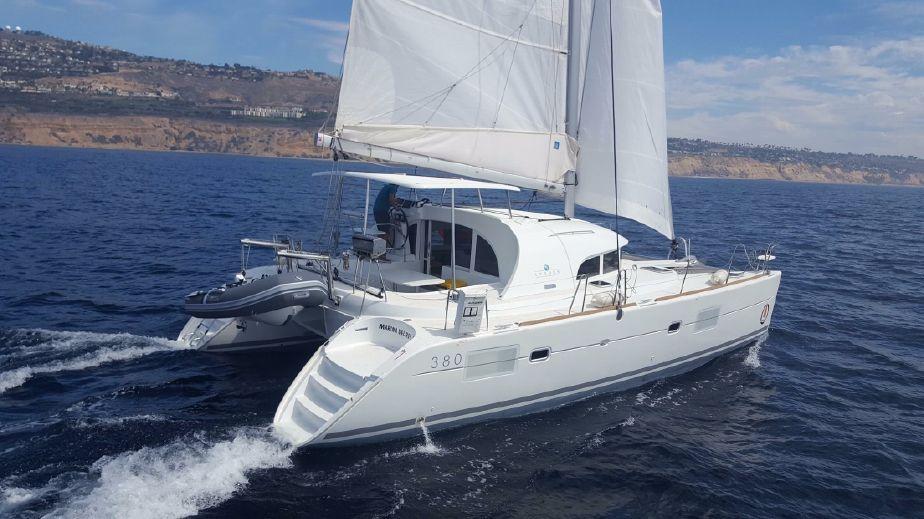 Used Sail Catamarans for Sale 2015 Lagoon 380