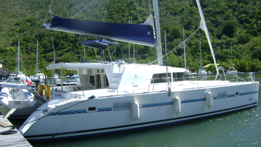 Catamarans BELISAMA, Manufacturer: LAGOON, Model Year: 2009, Length: 51ft, Model: Lagoon 500, Condition: Preowned, Listing Status: Coming Soon, Price: EURO 480000