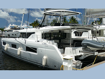 Catamarans HULL 002, Manufacturer: LAGOON, Model Year: 2019, Length: 45ft, Model: Lagoon 46, Condition: New, Status: Catamaran for Sale, Price: USD 995600
