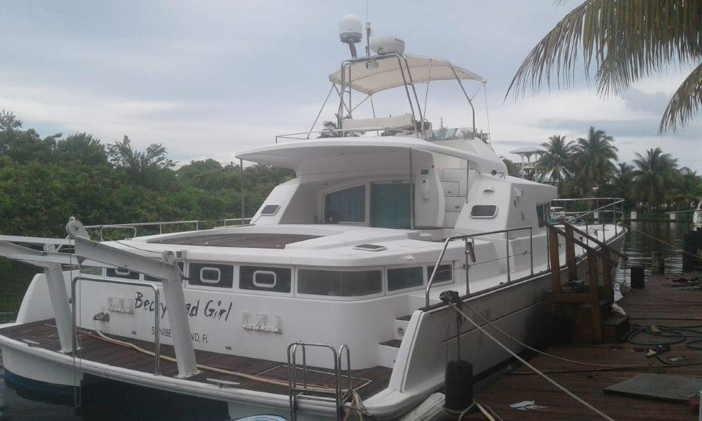 Catamarans BECKY BAD GIRL, Manufacturer: LAGOON, Model Year: 2004, Length: 43ft, Model: Lagoon 43, Condition: Used, Listing Status: Coming Soon, Price: USD 249000