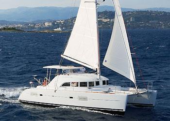 New Sail Catamarans for Sale 2019 Lagoon 380