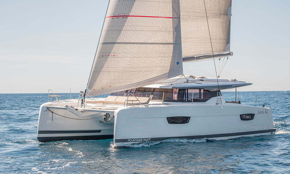 New Sail Catamaran for Sale  Astrea 42