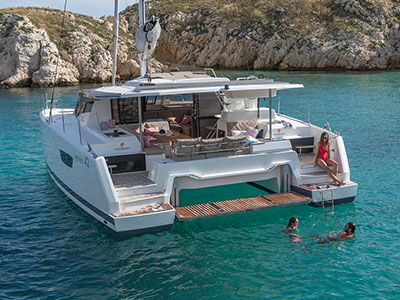 Sail Catamarans for Sale  Astrea 42