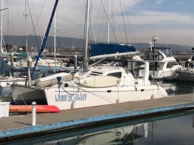 meet a catamaran broker