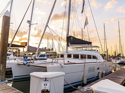 Used Sail Catamarans for Sale 2018 Lagoon 380