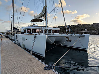 Used Sail Catamarans for Sale 2014 Lagoon 450
