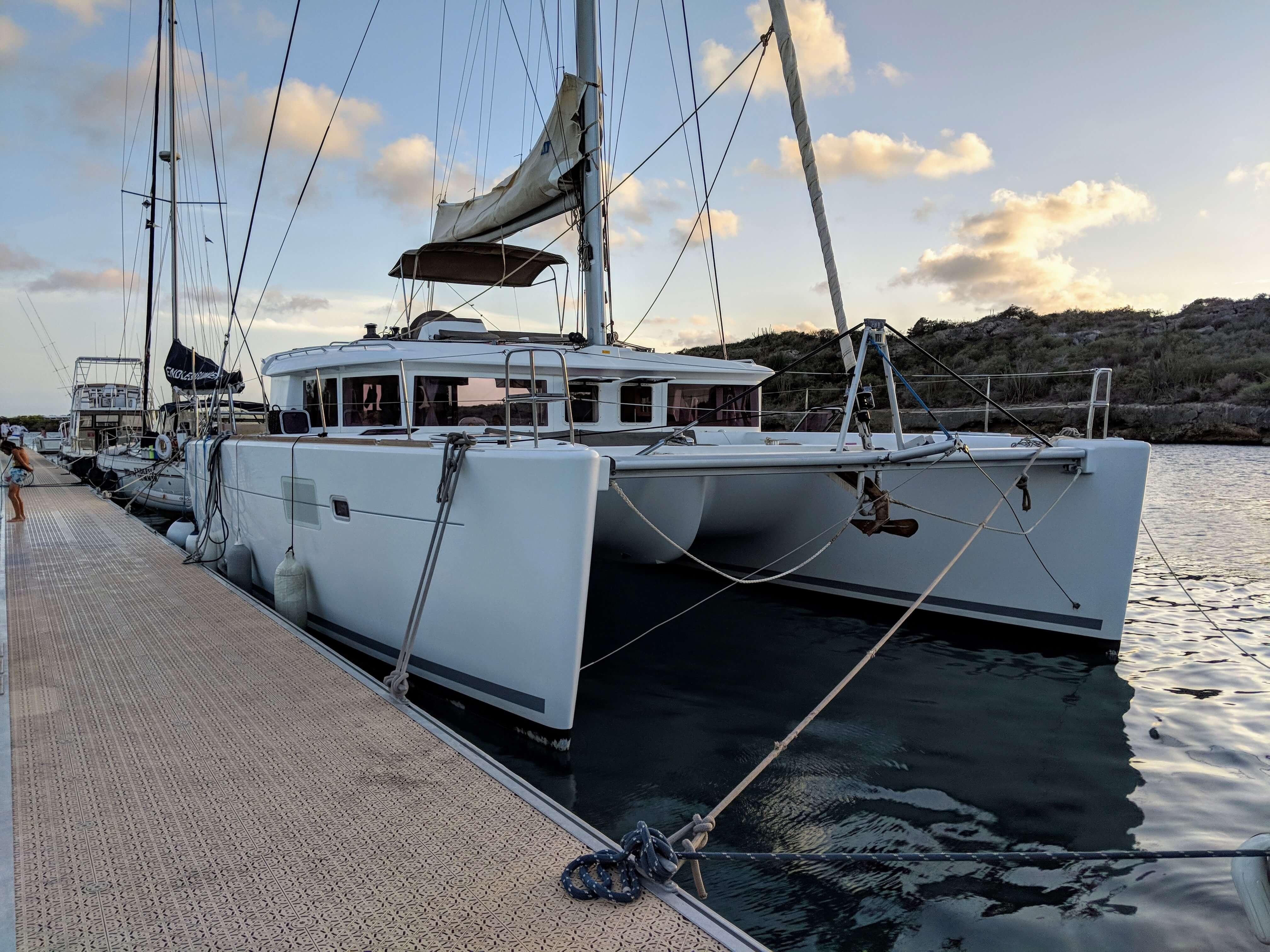 Used Sail Catamarans for Sale 2014 Lagoon 450