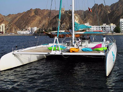 Catamarans AQUARIUS, Manufacturer: FOUNTAINE PAJOT , Model Year: 2007, Length: 74ft, Model: Tahiti 75, Condition: Preowned, Listing Status: Catamaran for Sale, Price: EURO 600000