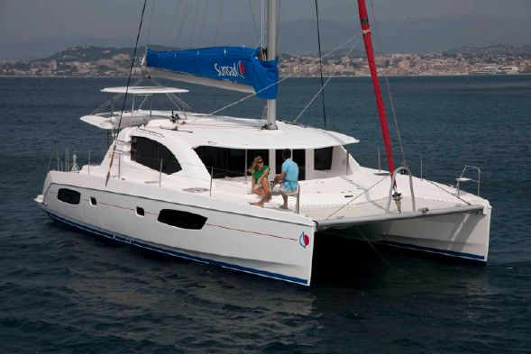 Catamarans MISTRAL, Manufacturer: ROBERTSON & CAINE, Model Year: 2011, Length: 42ft, Model: Leopard 44, Condition: Used, Listing Status: Catamaran for Sale, Price: USD 275000
