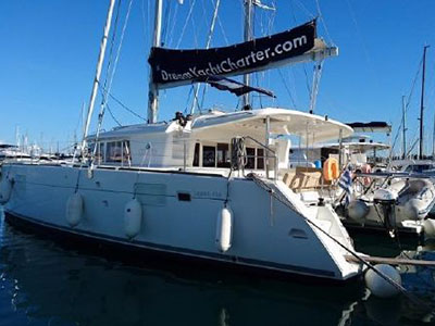 Catamarans PHOENIX, Manufacturer: LAGOON, Model Year: 2012, Length: 45ft, Model: Lagoon 450, Condition: Preowned, Listing Status: Catamaran for Sale, Price: EURO 360000