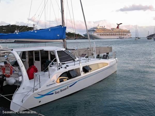Used sail Catamaran for sale: 2007 SEAWIND CATAMARANS