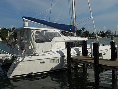 Catamarans MYTHOS, Manufacturer: LAGOON, Model Year: 2008, Length: 42ft, Model: Lagoon 420, Condition: Preowned, Listing Status: Catamaran for Sale, Price: USD 325000