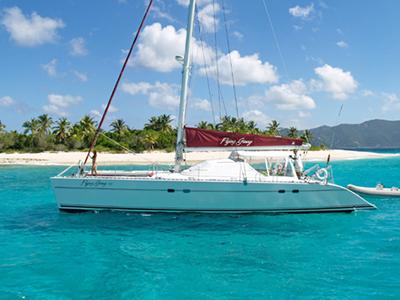 Used Sail Catamarans for Sale 1991 Lagoon 55