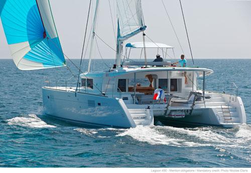 New Sail Catamarans for Sale 2020 Lagoon 450 F