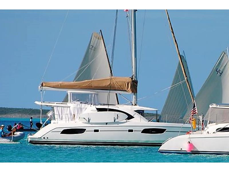 Catamaran for Sale Leopard 44  in Grenada WRECKLESS FAITH Vessel Summary Preowned Sail