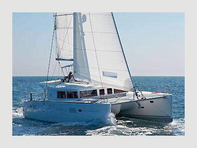 Sail Catamarans for Sale  Lagoon 450 F