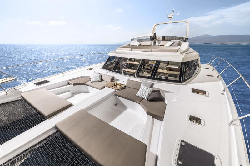 Catamaran for Sale Nautitech 47  in Rochefort France NAUTITECH 47PC - HULL 001  New Power