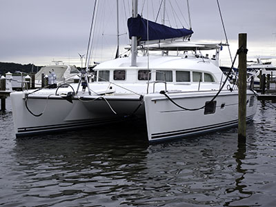 Used Sail Catamarans for Sale 2007 Lagoon 380 S2