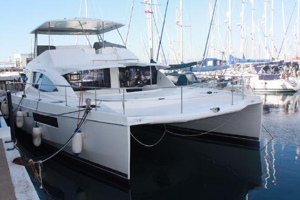 WEISS Catamaran for Sale Leopard 51PC in Gibraltor United