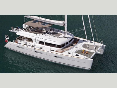 Catamaran for Sale Lagoon 620   in St. Martin VACOA  Preowned Sail