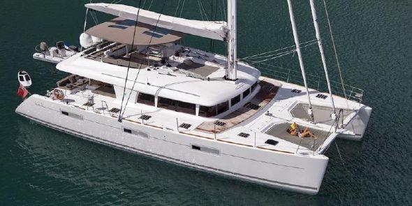 Catamaran for Sale Lagoon 620   in St. Martin VACOA  Preowned Sail
