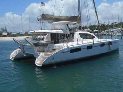 Catamarans ZOE, Manufacturer: ROBERTSON & CAINE, Model Year: 2009, Length: 46ft, Model: Leopard 46 , Condition: Preowned, Listing Status: Catamaran for Sale, Price: USD 339000