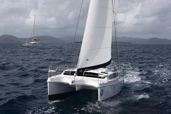 Used Sail Catamarans for Sale 2015 Legacy 35