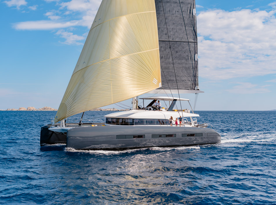 New Sail Catamaran for Sale  SEVENTY 7