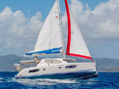 Catamarans BUCKAROO, Manufacturer: ROBERTSON & CAINE, Model Year: 2012, Length: 42ft, Model: Leopard 44, Condition: Preowned, Listing Status: NOT ACTIVE, Price: USD 375000
