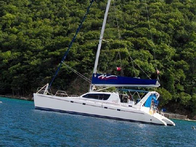 Catamarans MAR-SHERRI, Manufacturer: ROBERTSON & CAINE, Model Year: 2005, Length: 47ft, Model: Leopard 47, Condition: Preowned, Listing Status: Acceptance of Vessel, Price: USD 245000