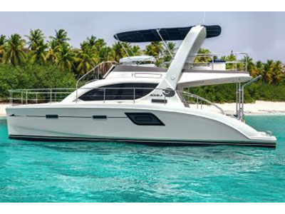 Catamaran for Sale Aquila 38  in Hodges Creek British Virgin Islands MARLIN  Thumbnail for Listing Preowned Power