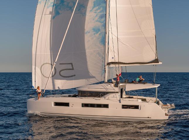 New sail Catamaran for sale: Lagoon 50 (50ft)
